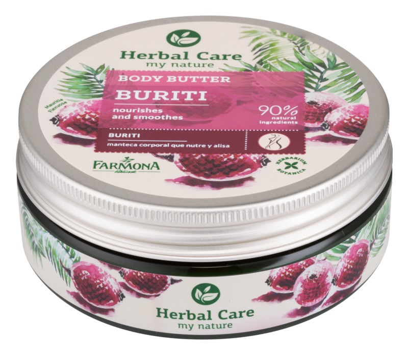 Farmona Herbal Care Buriti Manteiga corporal hidratante