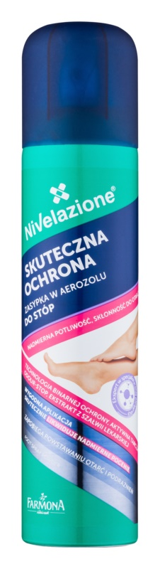Farmona Nivelazione ochranný sprej na nohy