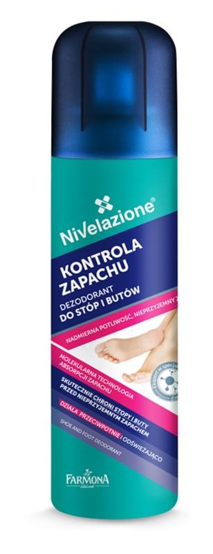 Farmona Nivelazione Feet desodorizante para os pés e sapatos