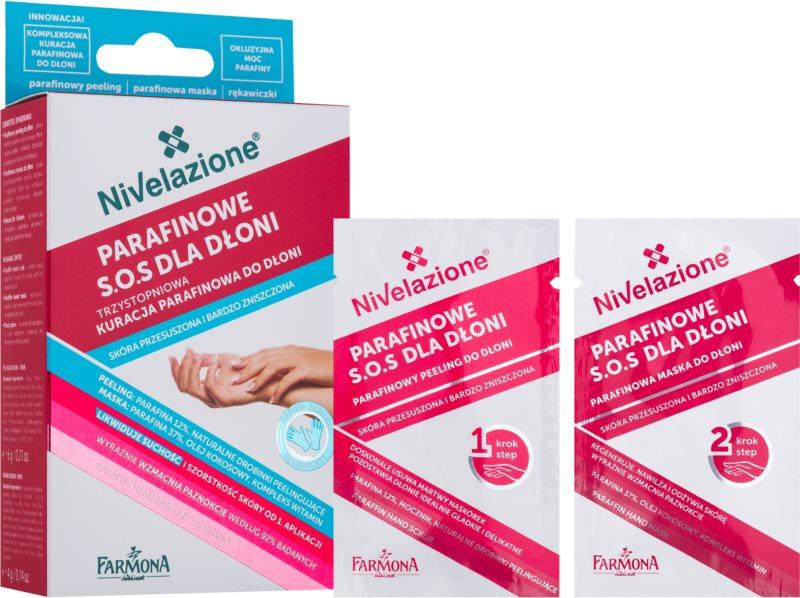 Farmona Nivelazione Hand tratament cu parafină pentru mâini și unghii