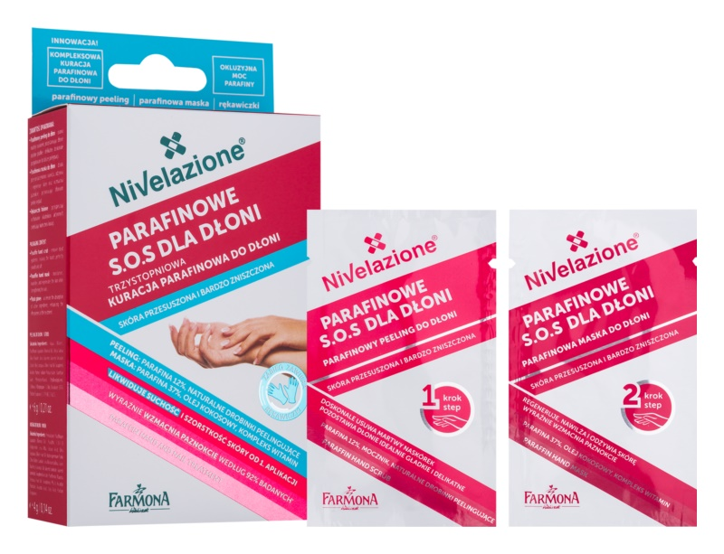 Farmona Nivelazione Hand парафіновий догляд для рук та ніг