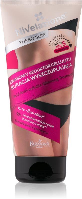 Farmona Nivelazione Turbo Slim crema pentru slabit anti celulita
