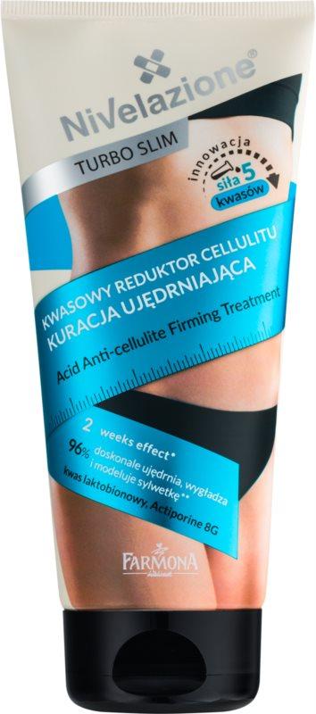 Farmona Nivelazione Turbo Slim spevňujúca starostlivosť proti celulitíde