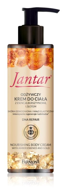 Farmona Jantar Gold поживний крем для тіла