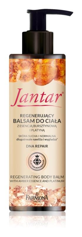 Farmona Jantar Platinum Regenerating Balm for Body