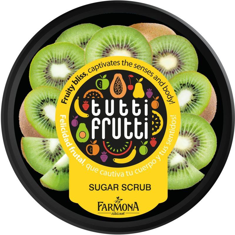 Farmona Tutti Frutti Kiwi пілінг для тіла з цукром