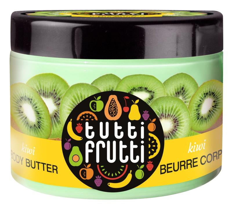 Farmona Tutti Frutti Kiwi manteca corporal con efecto terciopelo