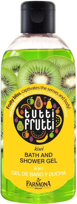 Farmona Tutti Frutti Kiwi Shower And Bath Gel