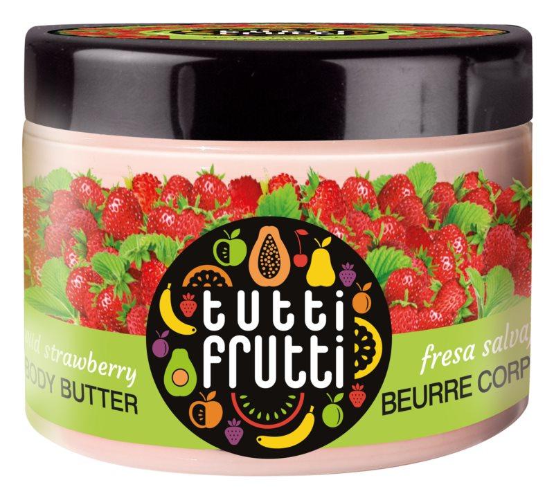 Farmona Tutti Frutti Wild Strawberry Velvet Body Butter
