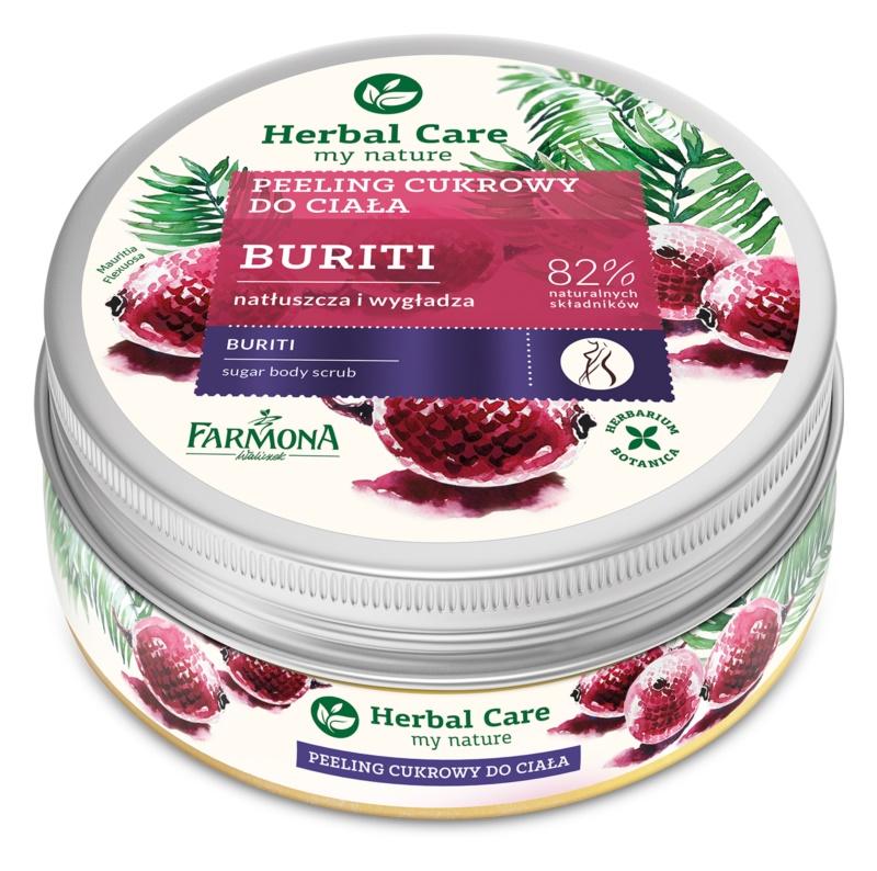 Farmona Herbal Care Buriti поживний пілінг для тіла