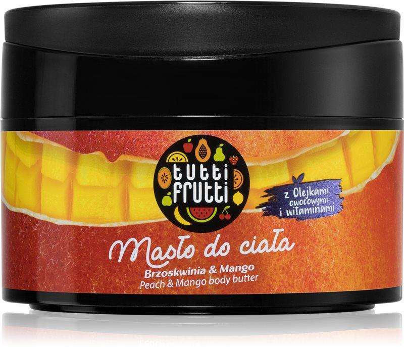 Farmona Tutti Frutti Peach & Mango масло для тіла