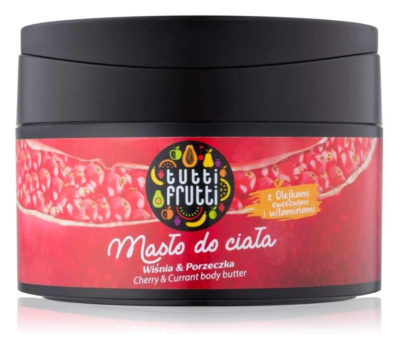 Farmona Tutti Frutti Cherry & Currant Body Butter