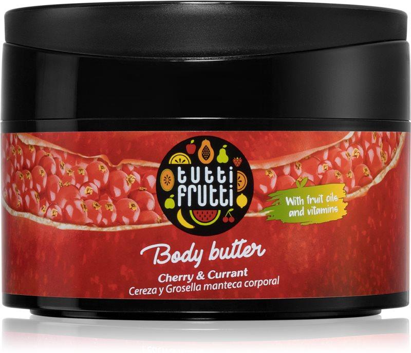 Farmona Tutti Frutti Cherry & Currant maslo za telo
