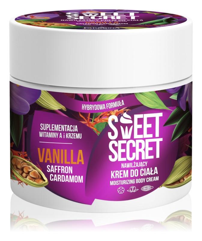 Farmona Sweet Secret Vanilla crema de corp hidratanta