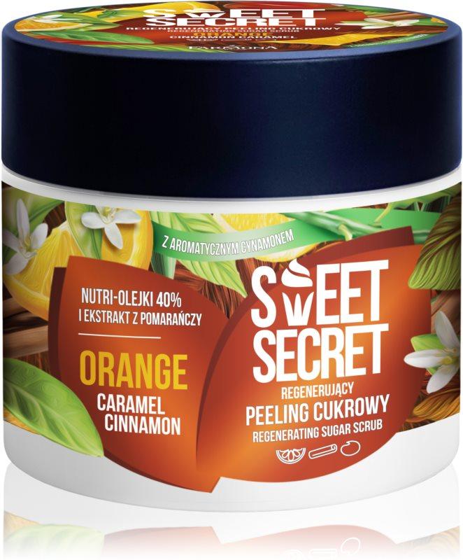 Farmona Sweet Secret Orange Regenerating Scrub