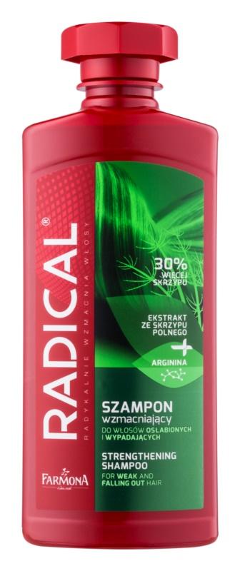 Farmona Radical Hair Loss posilňujúci šampón pre slabé vlasy s tendenciou vypadávať
