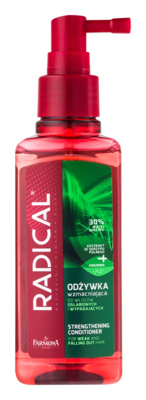 Farmona Radical Hair Loss balsam  (nu necesita clatire) impotriva caderii parului