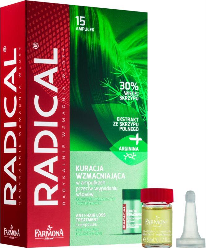Farmona Radical Hair Loss nega proti izpadanju las za oslabljene lase