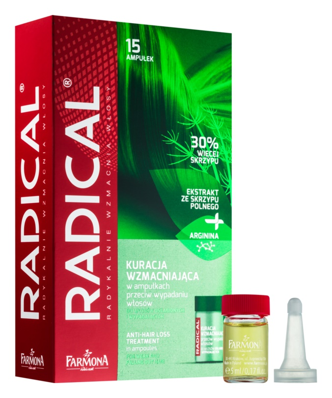 Farmona Radical Hair Loss trattamento anticaduta per capelli deboli