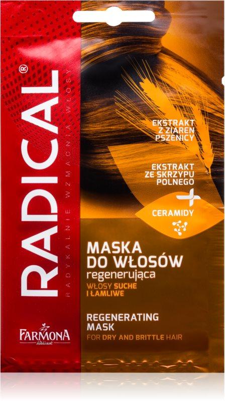 Farmona Radical Dry & Brittle Hair regeneracijska maska za suhe in krhke lase