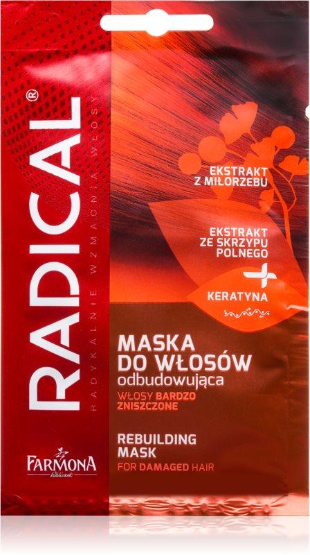 Farmona Radical Damaged Hair obnovitvena maska za poškodovane lase