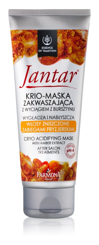 Farmona Jantar maska za lase