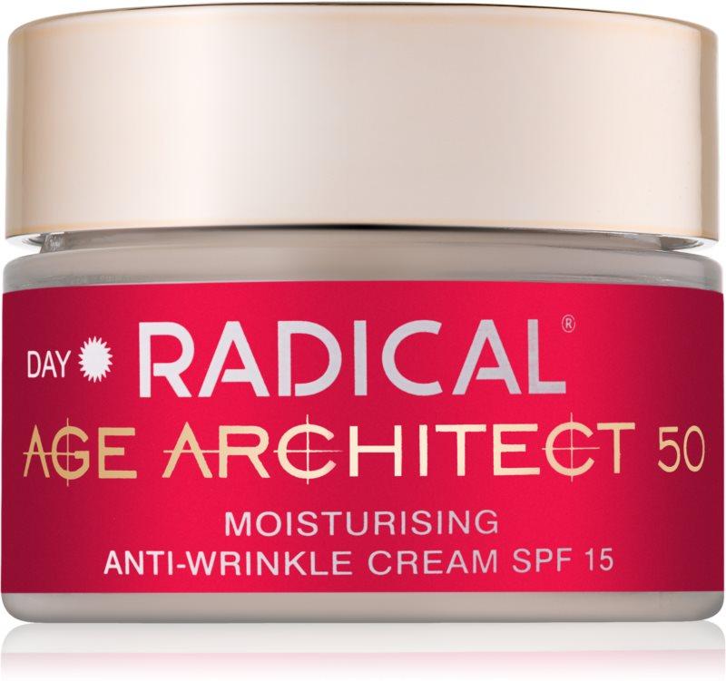 Farmona Radical Age Architect 50+ hydratačný protivráskový krém SPF 15