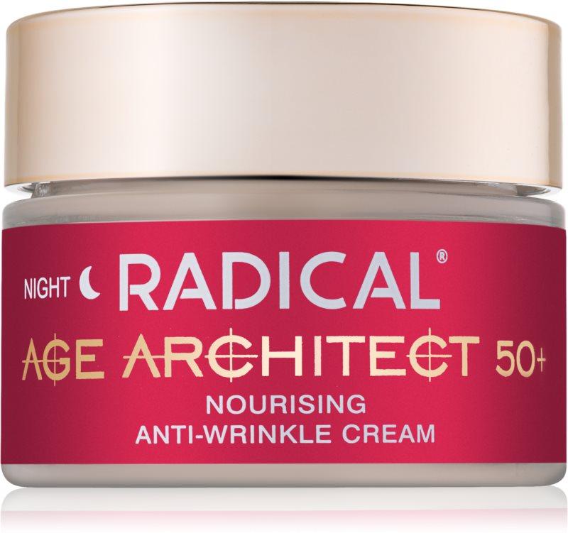Farmona Radical Age Architect 50+ vyživujúci protivráskový krém na noc