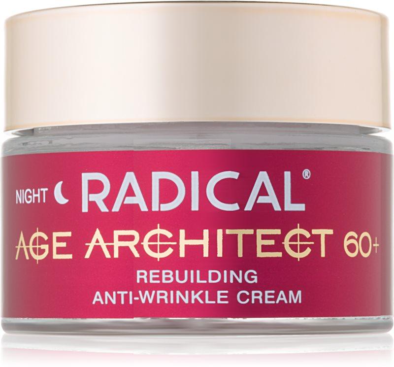 Farmona Radical Age Architect 60+ nočna preoblikovalna krema proti gubam