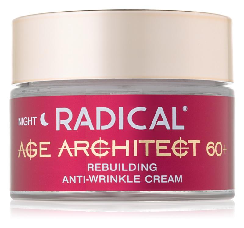 Farmona Radical Age Architect 60+ nočný remodelačný krém proti vráskam