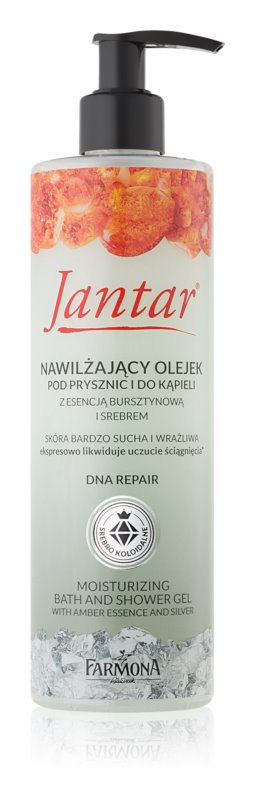 Farmona Jantar gel de dus hidratant