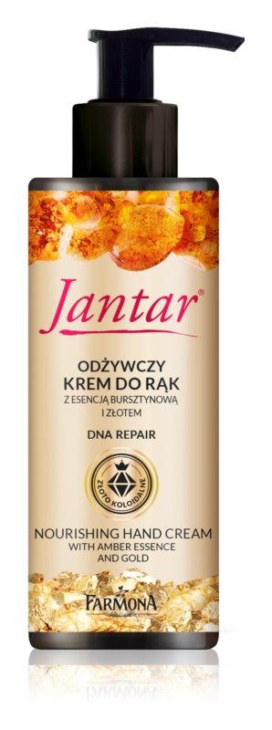 Farmona Jantar Gold Nourishing Hand Cream