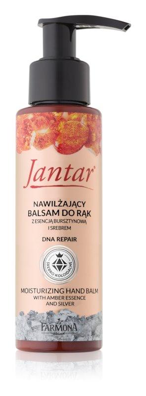 Farmona Jantar hydratačný balzam na ruky