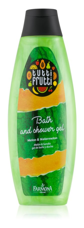 Farmona Tutti Frutti Melon & Watermelon gel de dus si baie