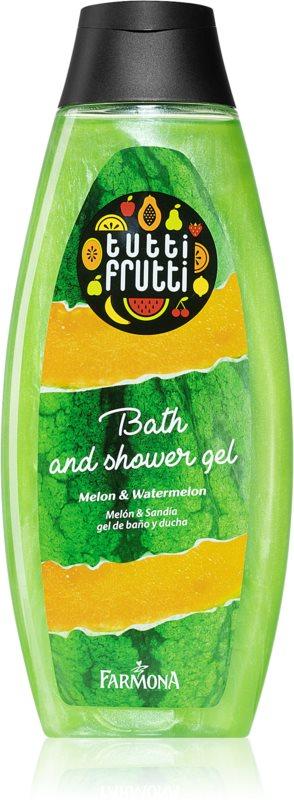 Farmona Tutti Frutti Melon & Watermelon гель для душа та ванни
