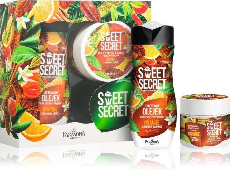 Farmona Sweet Secret Orange set cosmetice