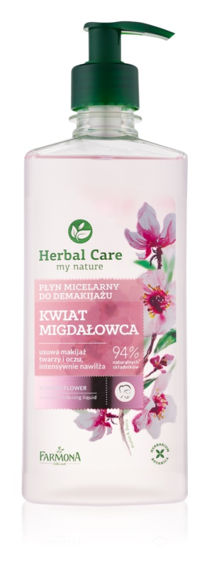 Farmona Herbal Care Almond Flower čisticí micelární voda