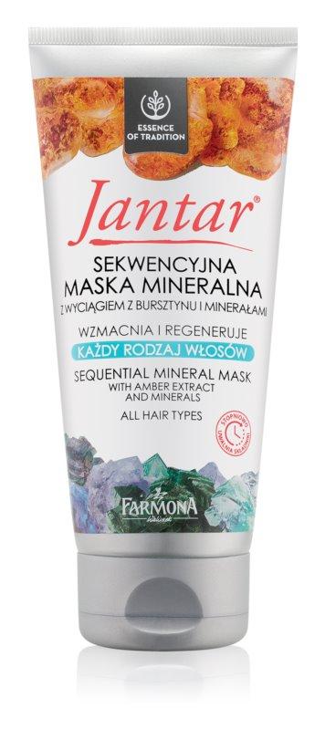 Farmona Jantar mineralna maska za lase