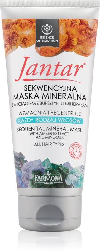 Farmona Jantar vlasová minerální maska