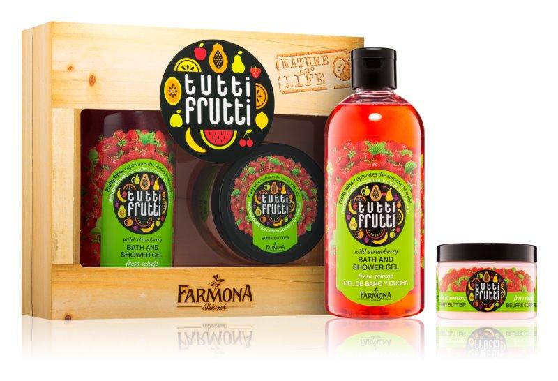 Farmona Tutti Frutti Wild Strawberry set cosmetice