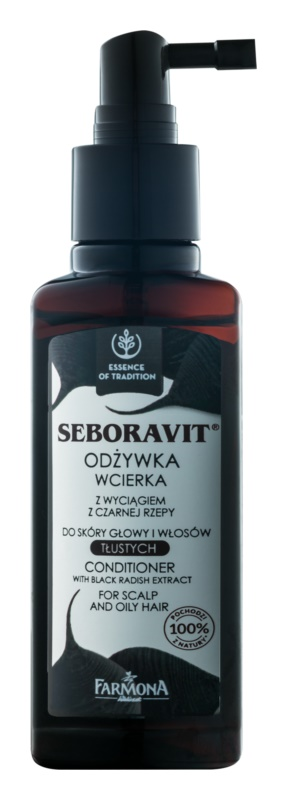 Farmona Seboravit Leave-In Kuur voor Vet Haar en Hoofdhuid