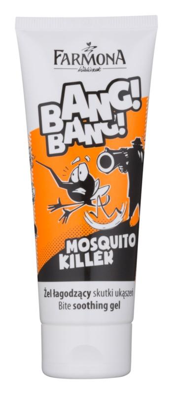 Farmona Mosquito Killer gel calmante para picaduras de insectos con aloe vera