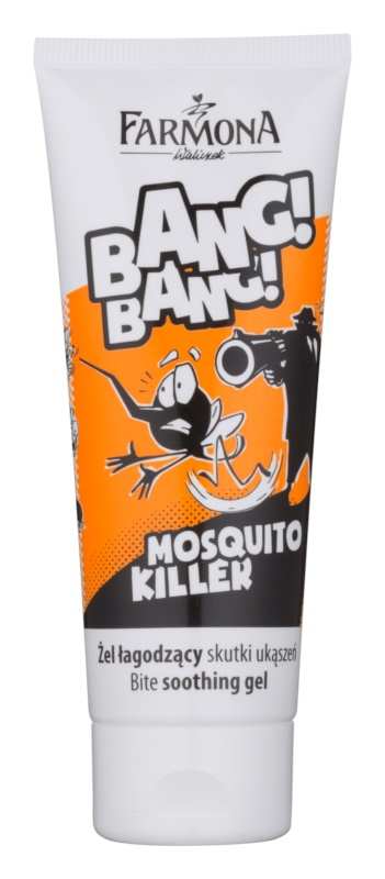 Farmona Mosquito Killer upokojujúci gél po bodnutí hmyzom s aloe vera