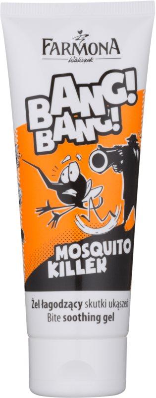 Farmona Mosquito Killer zklidňující gel po bodnutí hmyzem s aloe vera