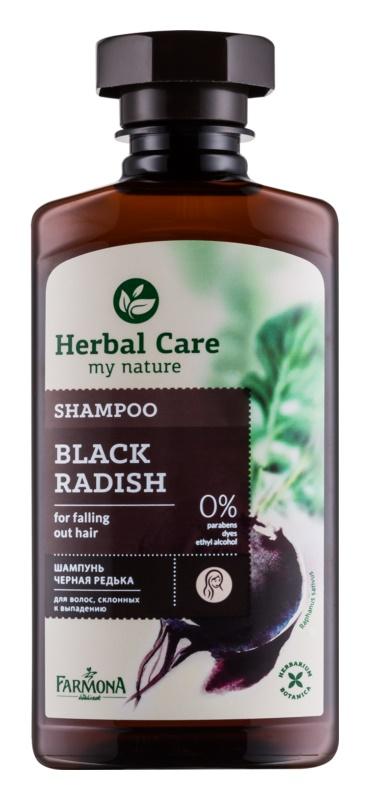 Farmona Herbal Care Black Radish šampón proti vypadávániu vlasov
