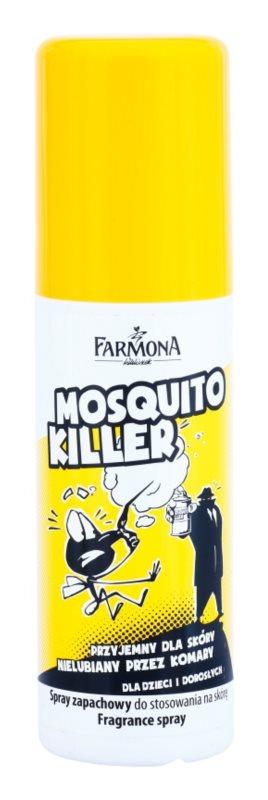 Farmona Mosquito Killer парфумований репелент у формі спрею