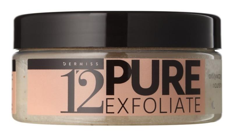 Farmona Dermiss Pure Exfoliate tělový peeling pro výživu a hydrataci