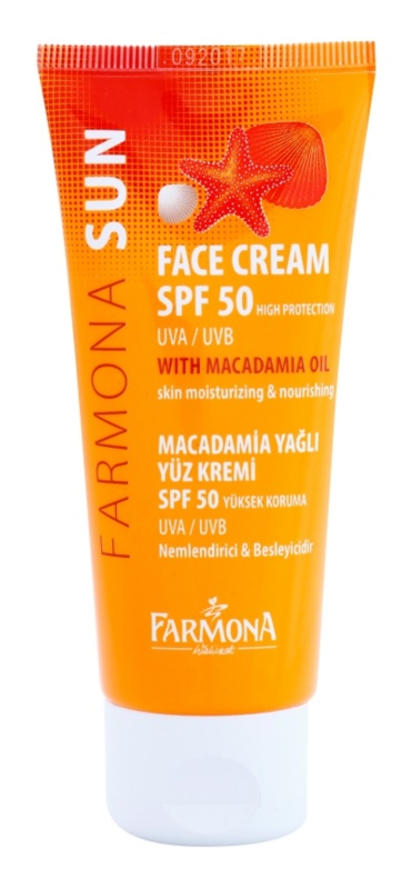 Farmona Sun Protection Cream for Normal and Dry Skin SPF 50
