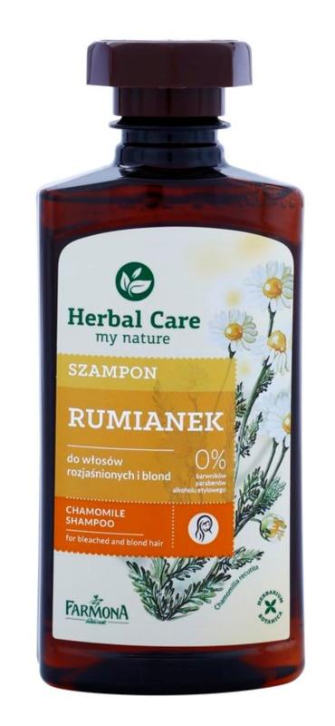 Farmona Herbal Care Chamomile šampon za posvetljene in blond lase