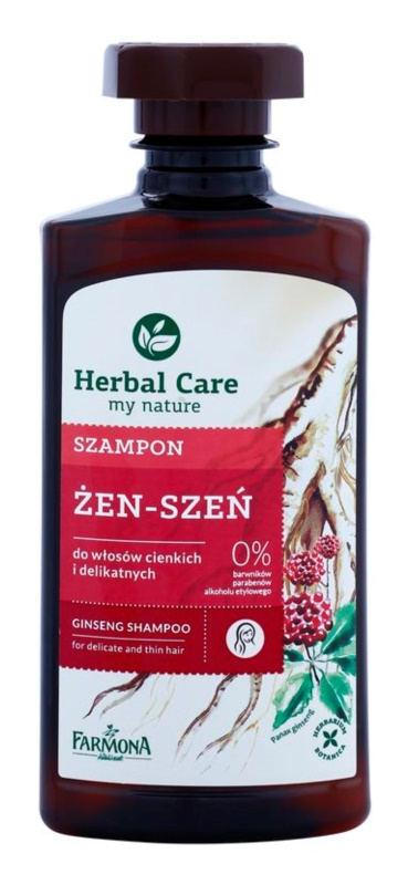 Farmona Herbal Care Ginseng Shampoo für feines Haar